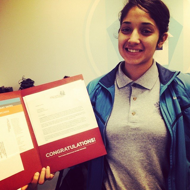 Yamaira - 2014 Valedictorian @ KHSA