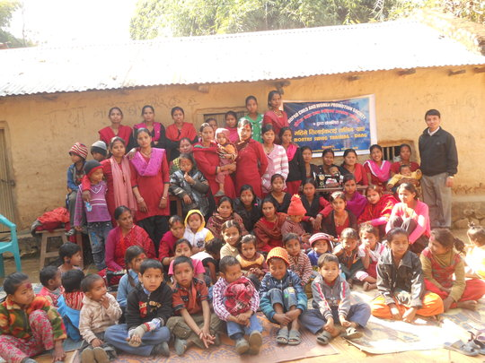 HOPAD Child and Women Capacity building Project