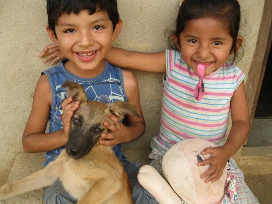 Support Children in Rural Peru Through Education