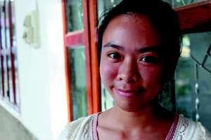 Keolavanh, Community Researcher of Tai Lue Weaving