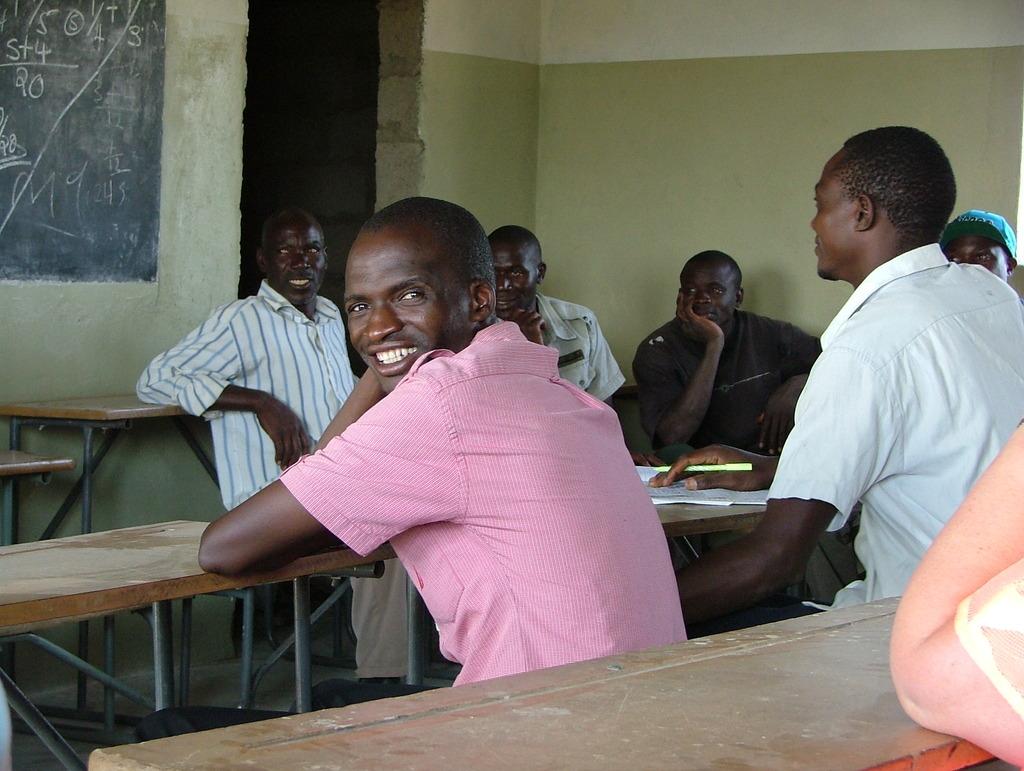 Kafwefwe PTA tell us their plans!