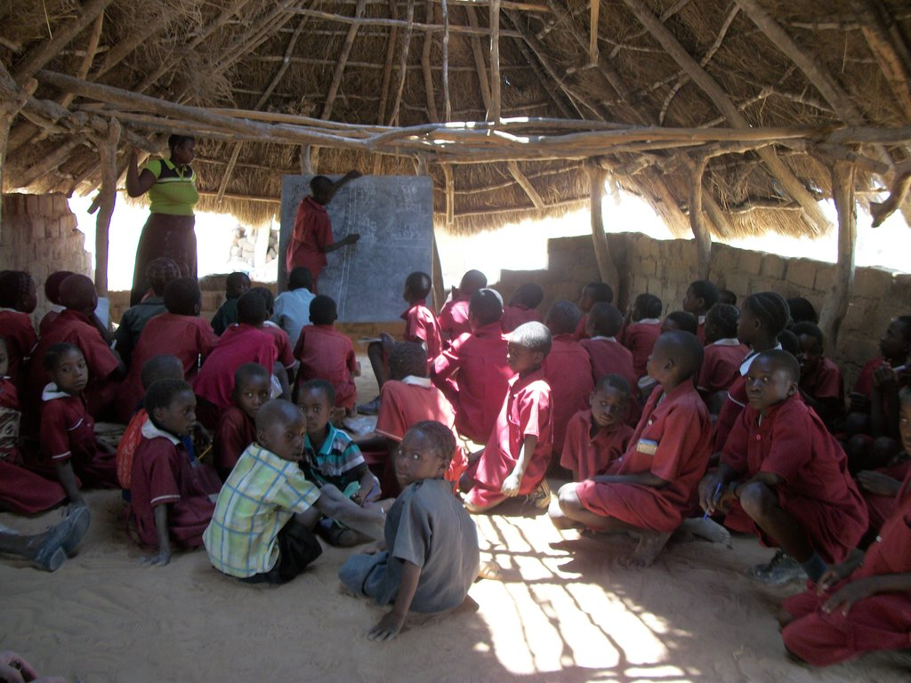 Lifeline out of poverty for Children in Zambia