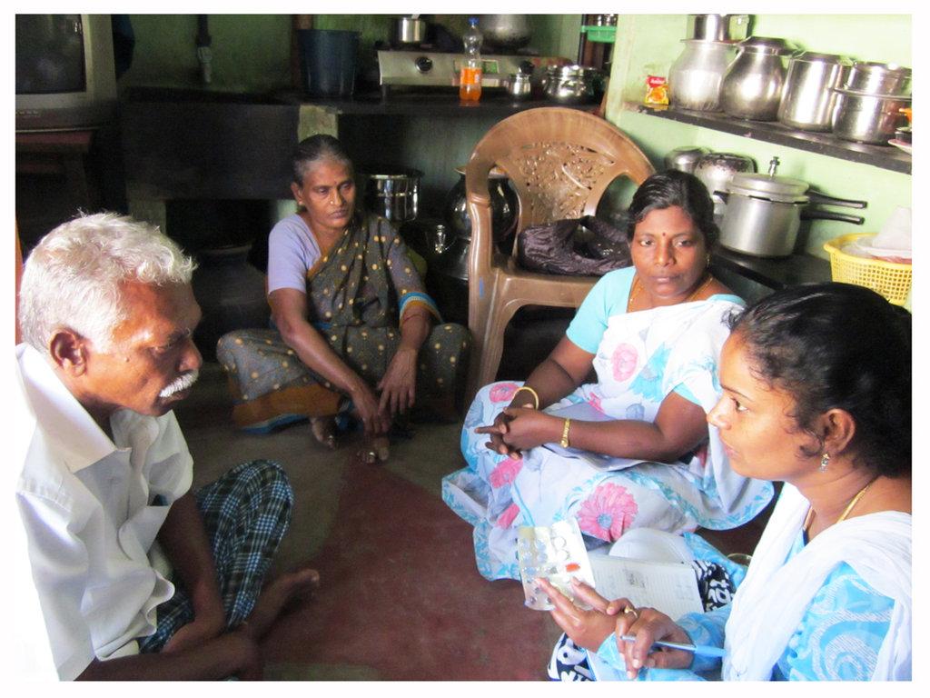 A monitoring visit at Kuppan