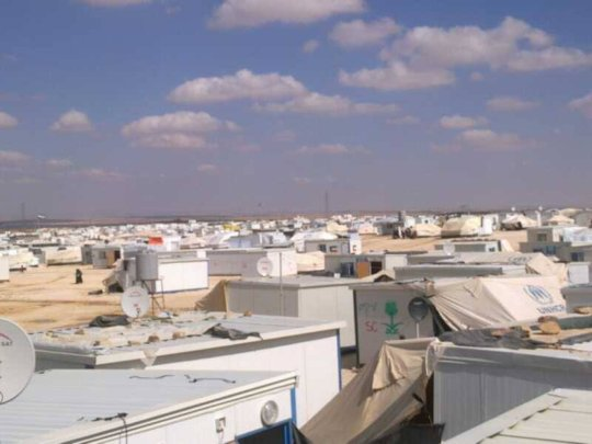 The caravans without water systems