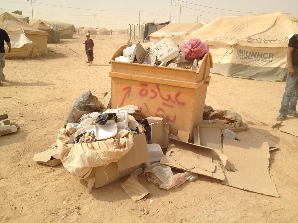 Relief Assistance for Syrian Refugees in Jordan