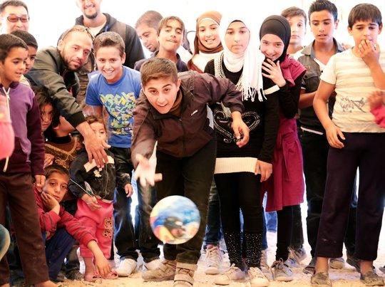 Za'atari Camp2
