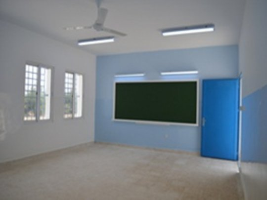 New Classroom Designed by JEN's Female Engineer