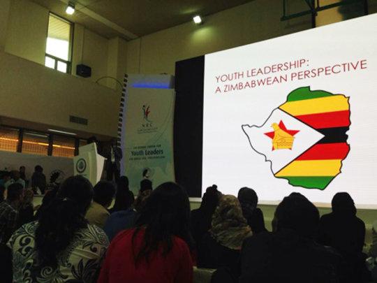 LUT presentation during Forum