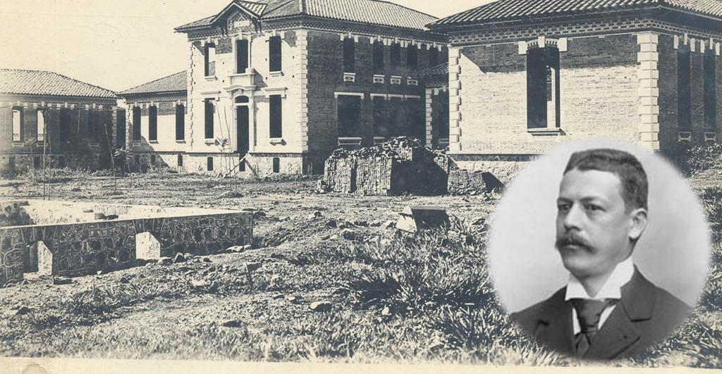 1913 Founder Hospital
