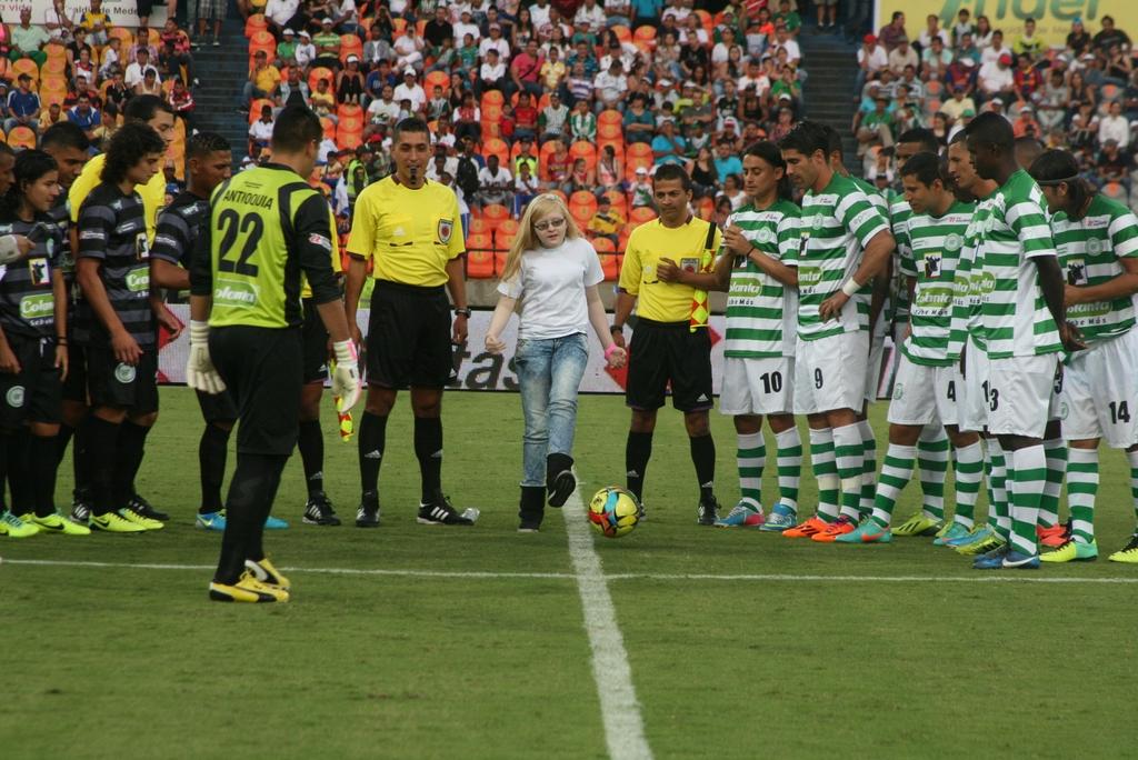 Dia del Futbol Antioqueno