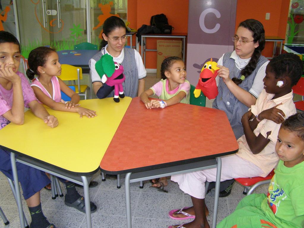 Hospital Classroom