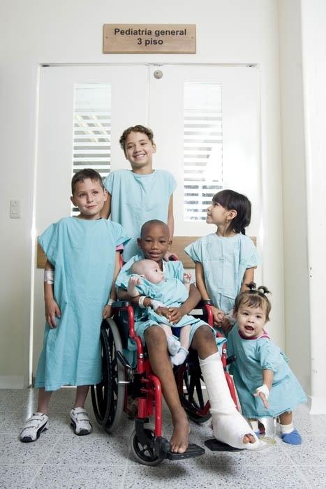 Our little patients