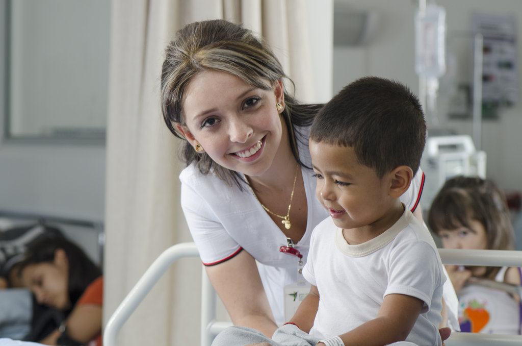 Health for 34,000 low-income children in Colombia