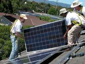 Volunteers in Livermore - Summer '06