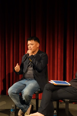 Sonthar Gyal discusses his work at MoMA