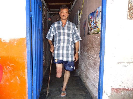Help Rafael walk again