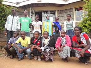 Africa SOMA Scholarship Students