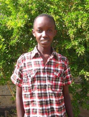 Gideon, one of Africa SOMA