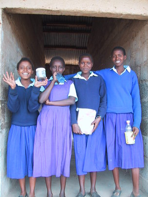 Educate Maasai kids: full high school scholarships