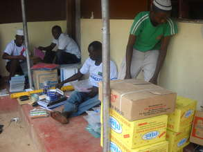 ALISOD packing of Education Support
