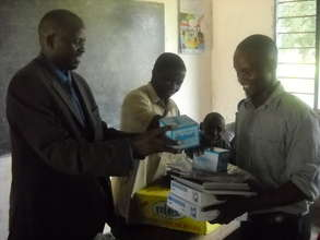 ALISOD Education Support to Primary Teachers