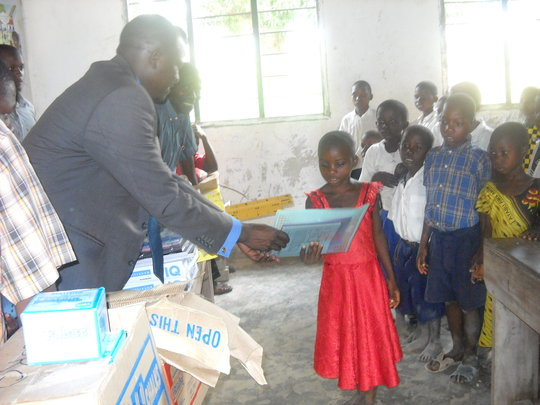Improve performance for 14,562 rural Pupils
