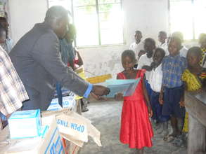 Improve performance for 14,562 rural Pupils