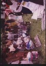 Distribution of basic needs