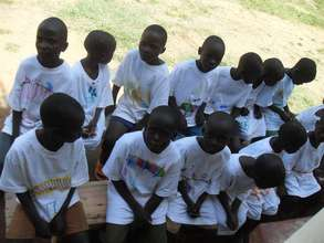 children participate in their own activities