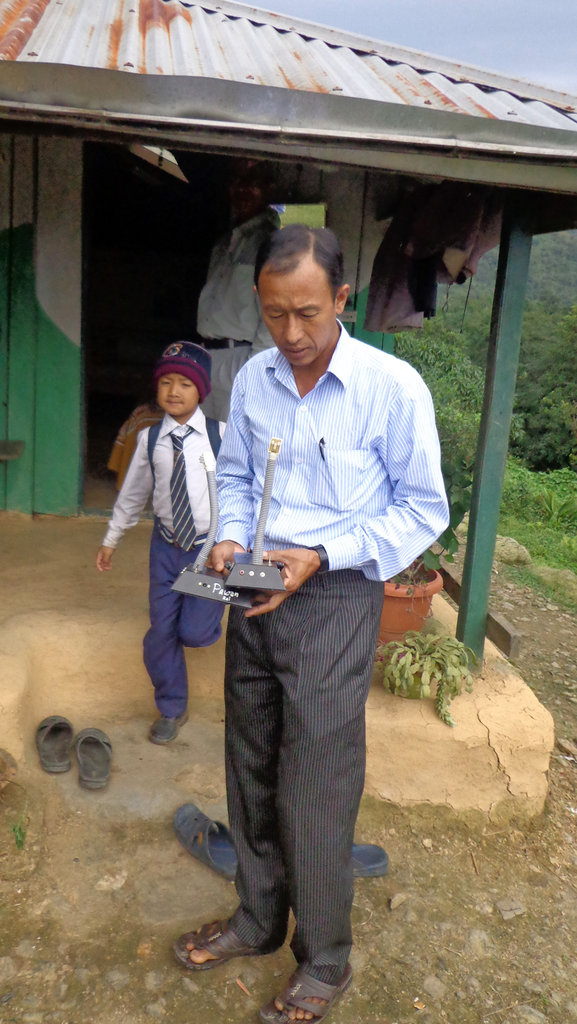 Taking SolarTuki to School for Education & Charge