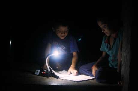 A Clean Solar Alternative to Kerosene Lamps, Nepal