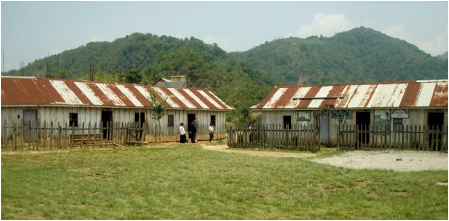 Sagma Secondary School, Bhogtani VDC, Morang