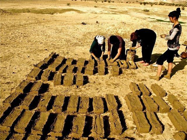 Brick making