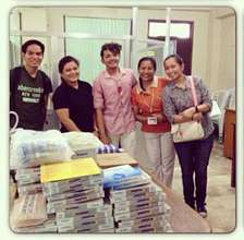 AAI  turnover of relief meds to Iligan hospital