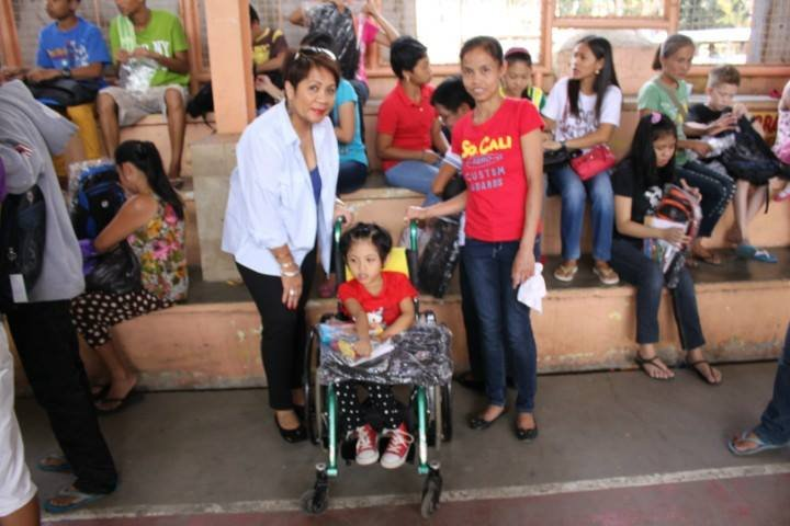 AAI books benefit disabled children too