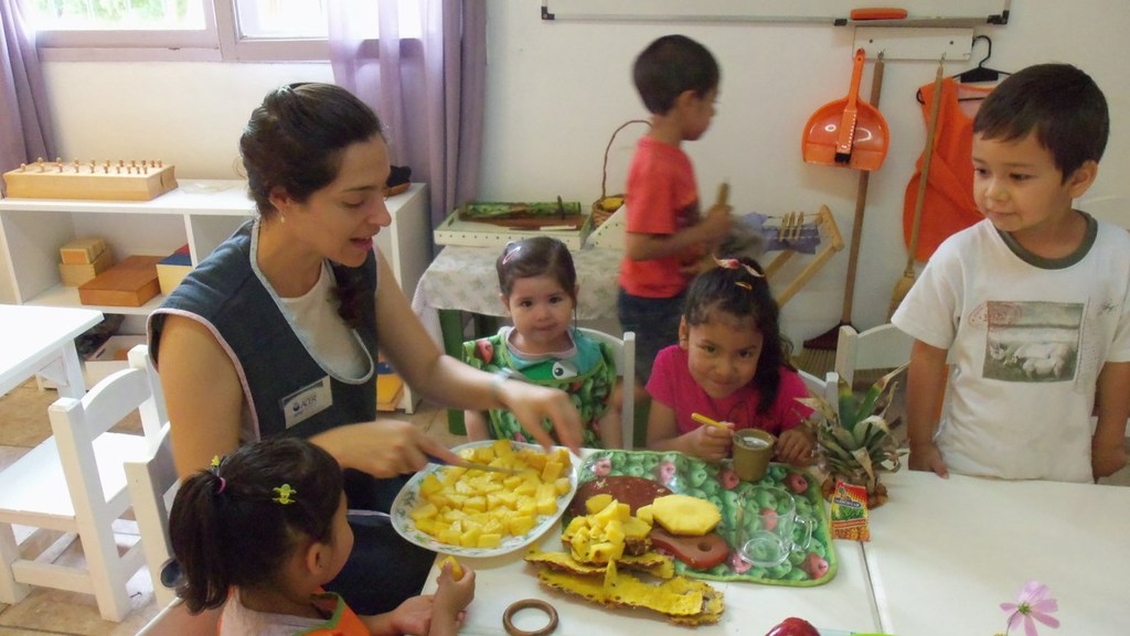 Kids and Feed education