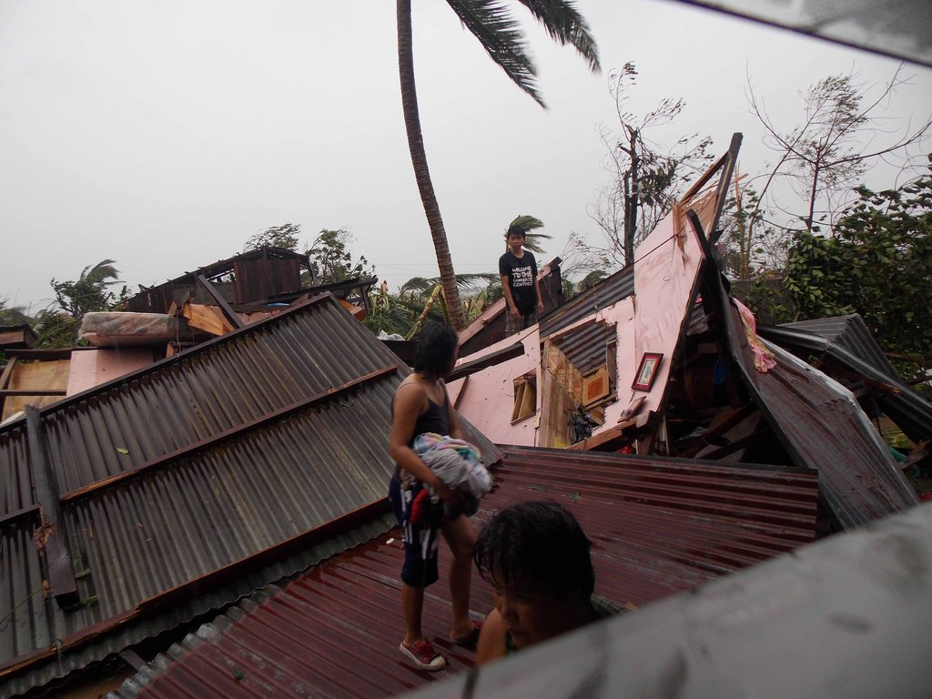 Typhoon Bopha Emergency Relief in the Philippines