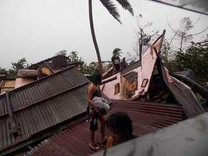 Mindanao residents in desperation