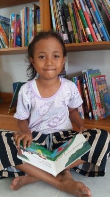 Amara - YUM's child