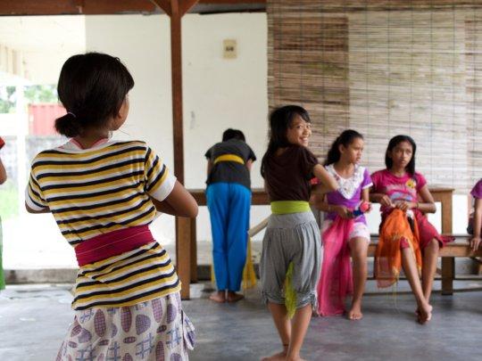 The Children Dance Club