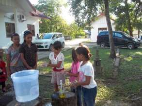 Hand Washing Activity