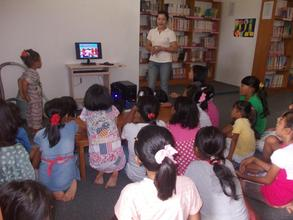 English Club Activity