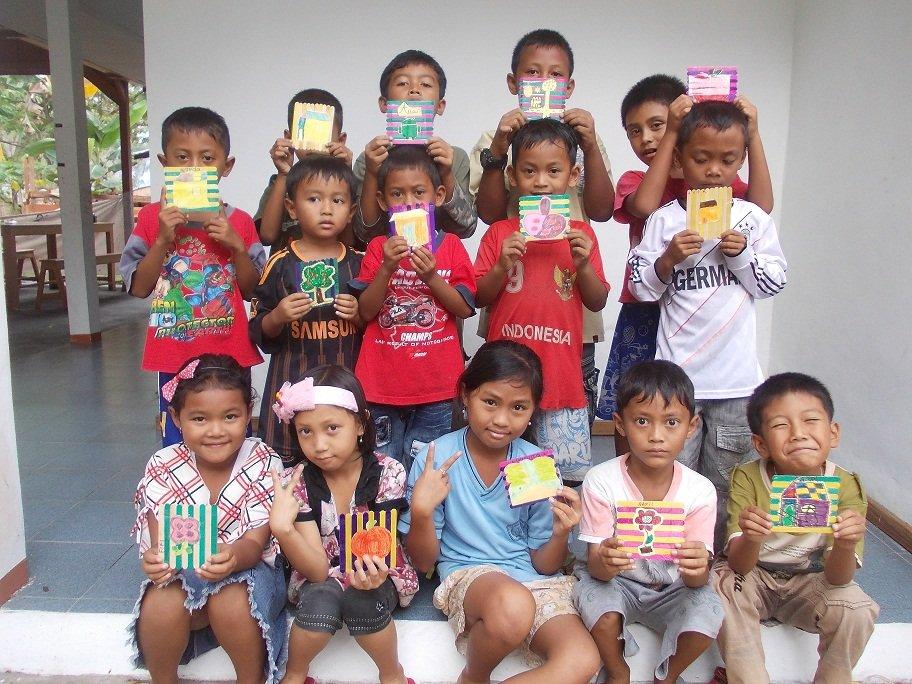 Help Promote Good Reading Habits in Kalimantan