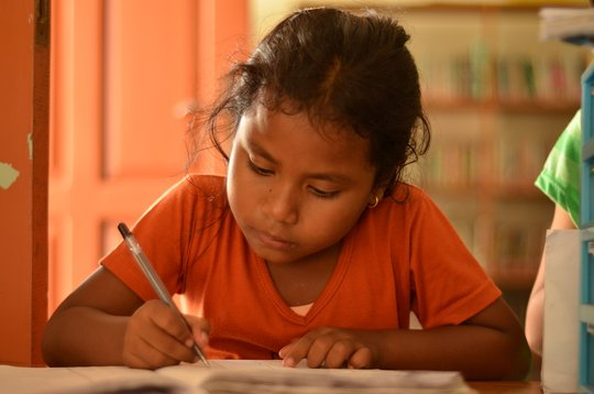 Help Promote Good Reading Habits in Kalimantan