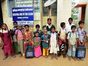 Beneficiaries children