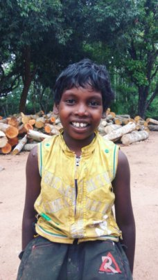 A poor tribal Girl's urgent Educational needs