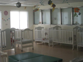 Cribs for the babies