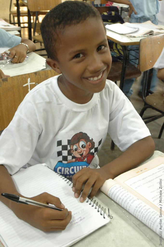 Give quality education to children in Piaui Brazil