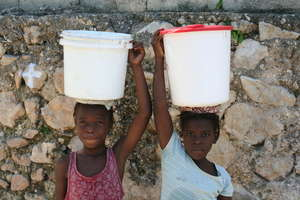 Providing Clean Water Supplies for Families