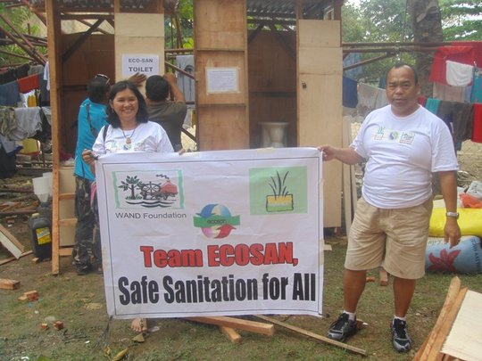 Give Toilets & Hygiene Kits to Typhoon Survivors